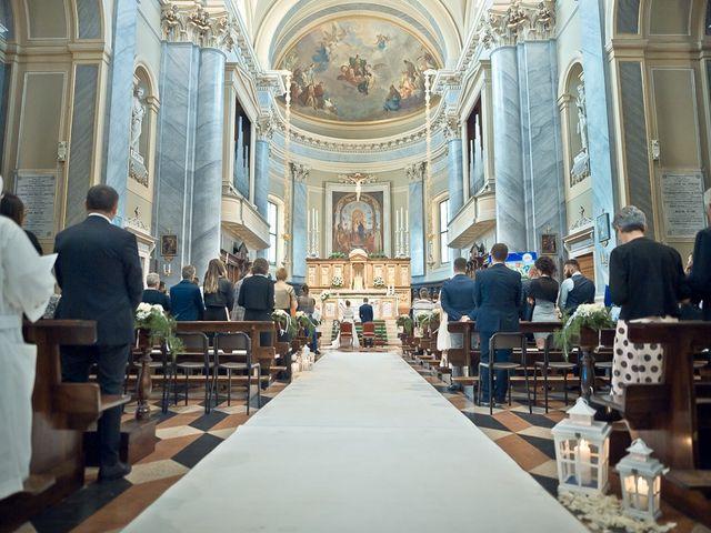 Il matrimonio di Alessandro e Silvia a Calcio, Bergamo 90
