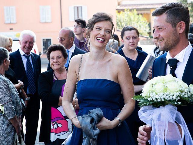 Il matrimonio di Alessandro e Silvia a Calcio, Bergamo 99