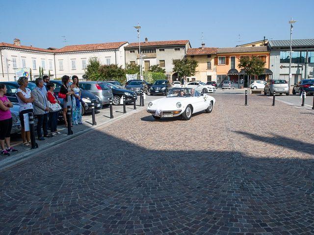 Il matrimonio di Alessandro e Silvia a Calcio, Bergamo 101