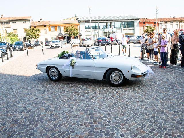 Il matrimonio di Alessandro e Silvia a Calcio, Bergamo 103