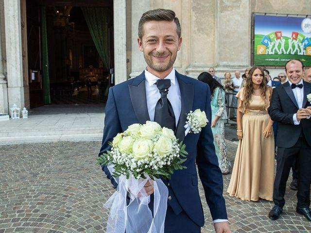 Il matrimonio di Alessandro e Silvia a Calcio, Bergamo 107