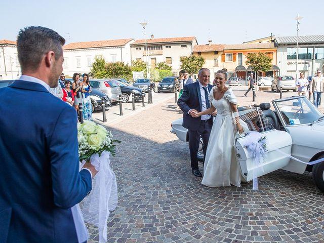 Il matrimonio di Alessandro e Silvia a Calcio, Bergamo 108