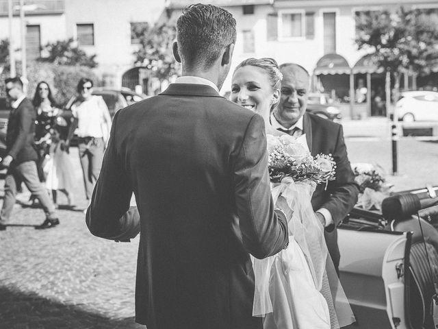 Il matrimonio di Alessandro e Silvia a Calcio, Bergamo 110