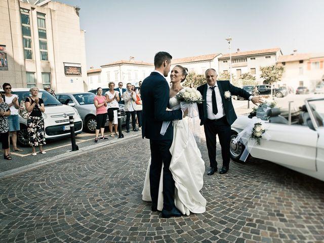 Il matrimonio di Alessandro e Silvia a Calcio, Bergamo 111