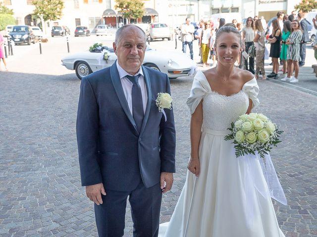 Il matrimonio di Alessandro e Silvia a Calcio, Bergamo 113