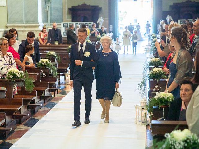 Il matrimonio di Alessandro e Silvia a Calcio, Bergamo 114