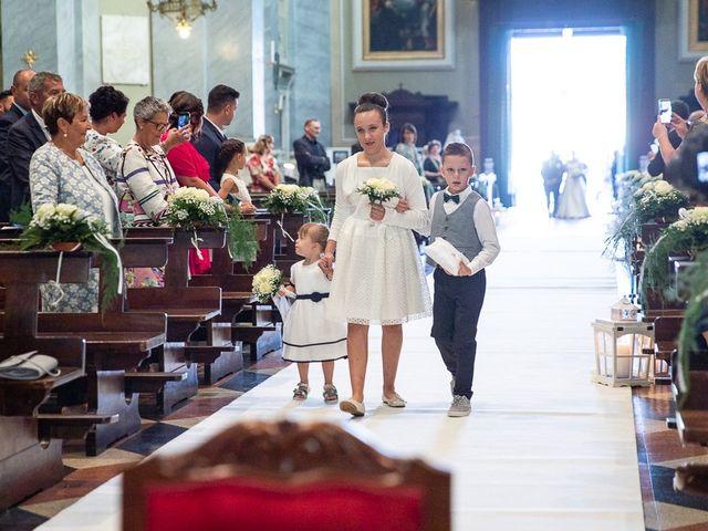 Il matrimonio di Alessandro e Silvia a Calcio, Bergamo 115