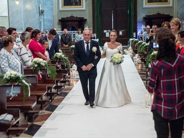 Il matrimonio di Alessandro e Silvia a Calcio, Bergamo 116