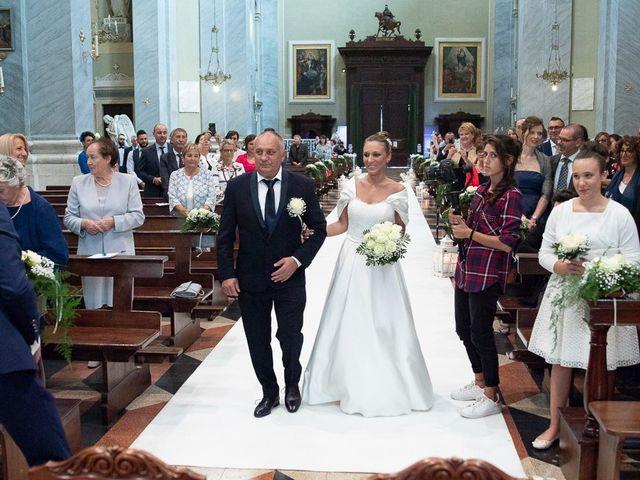 Il matrimonio di Alessandro e Silvia a Calcio, Bergamo 117