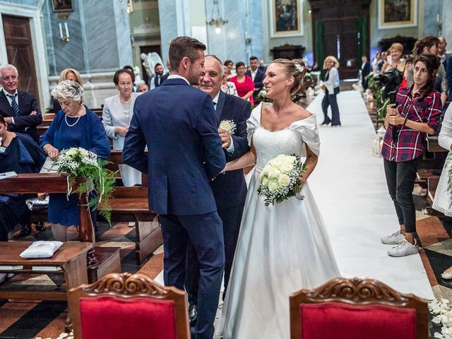 Il matrimonio di Alessandro e Silvia a Calcio, Bergamo 118