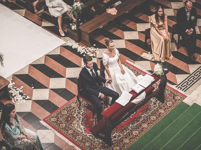 Il matrimonio di Alessandro e Silvia a Calcio, Bergamo 121