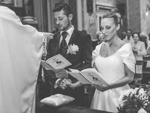 Il matrimonio di Alessandro e Silvia a Calcio, Bergamo 123