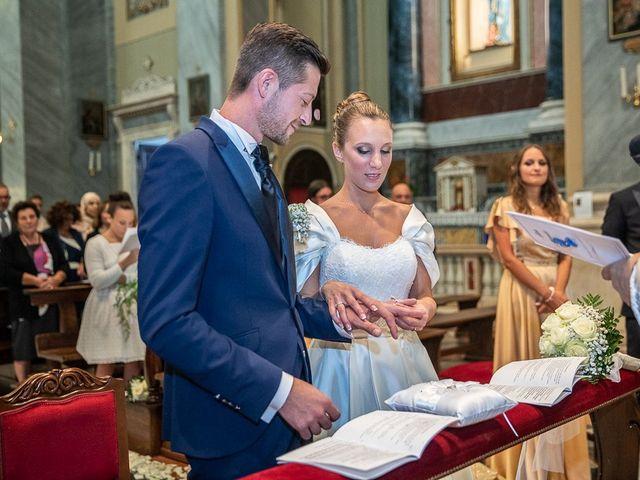 Il matrimonio di Alessandro e Silvia a Calcio, Bergamo 127