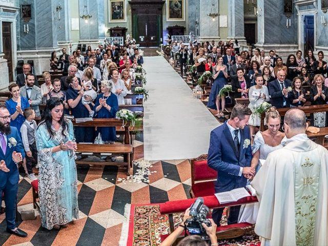Il matrimonio di Alessandro e Silvia a Calcio, Bergamo 129