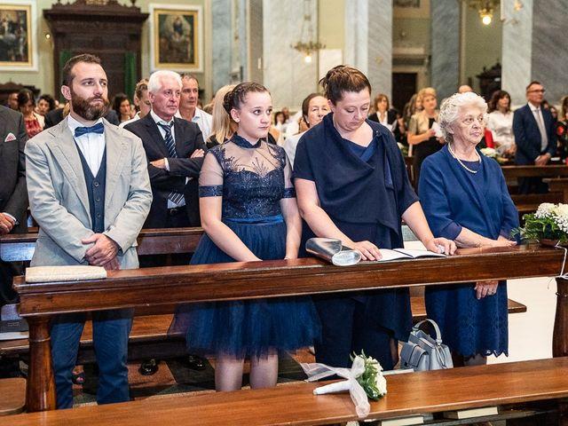 Il matrimonio di Alessandro e Silvia a Calcio, Bergamo 132