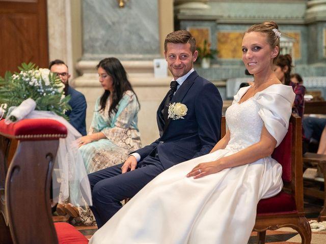 Il matrimonio di Alessandro e Silvia a Calcio, Bergamo 134