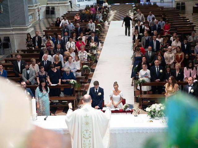 Il matrimonio di Alessandro e Silvia a Calcio, Bergamo 135