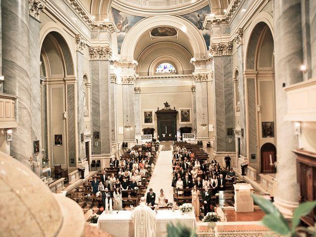 Il matrimonio di Alessandro e Silvia a Calcio, Bergamo 137
