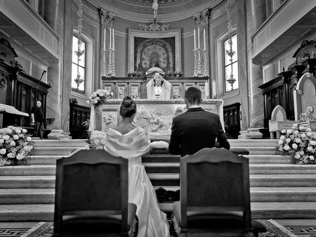 Il matrimonio di Alessandro e Silvia a Calcio, Bergamo 138
