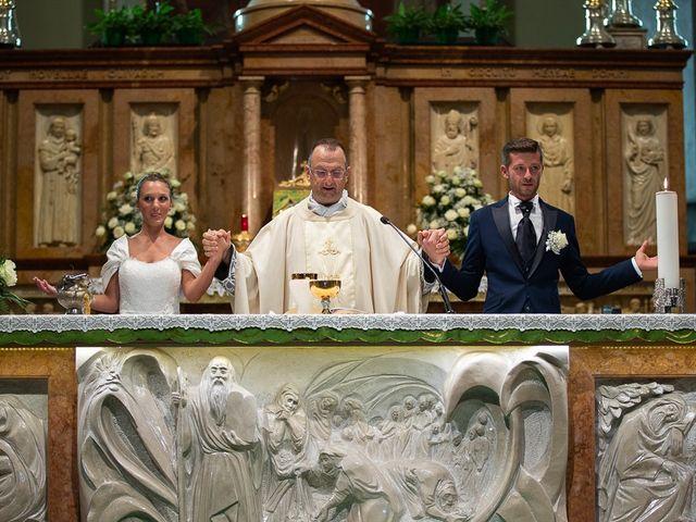Il matrimonio di Alessandro e Silvia a Calcio, Bergamo 139