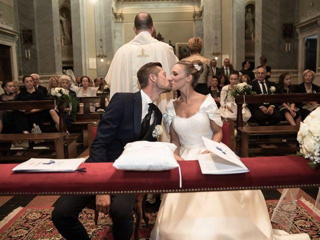 Il matrimonio di Alessandro e Silvia a Calcio, Bergamo 143