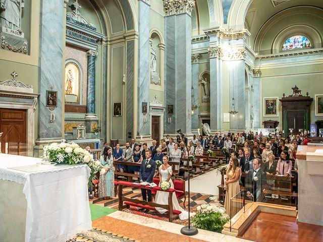 Il matrimonio di Alessandro e Silvia a Calcio, Bergamo 146