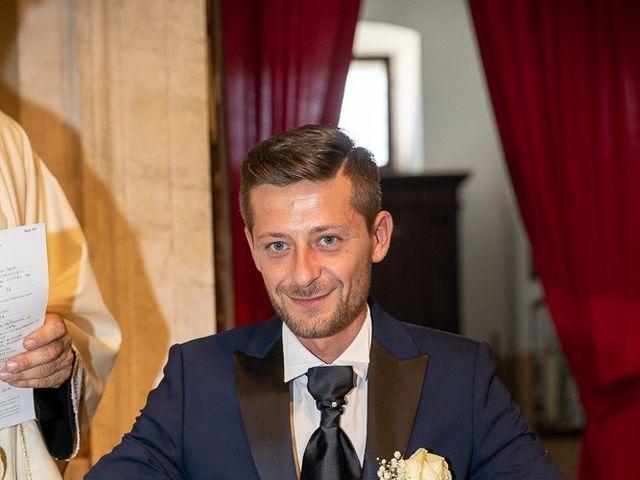 Il matrimonio di Alessandro e Silvia a Calcio, Bergamo 152