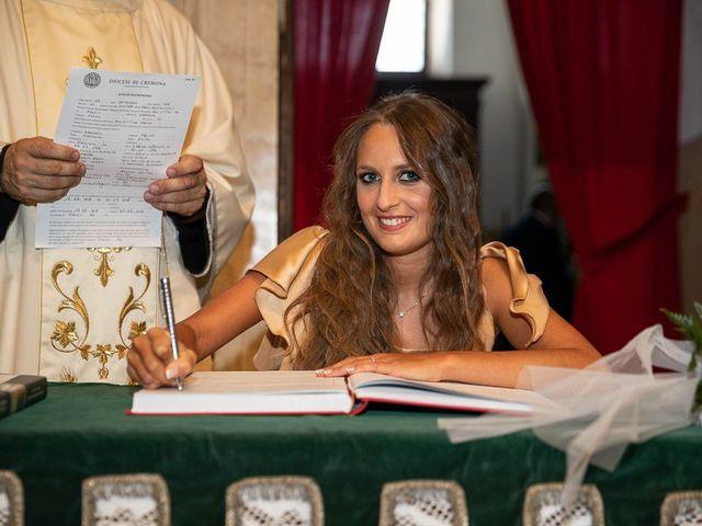 Il matrimonio di Alessandro e Silvia a Calcio, Bergamo 153