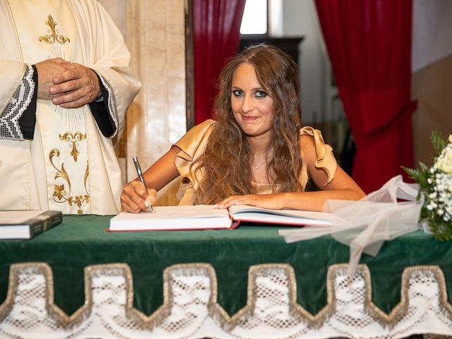 Il matrimonio di Alessandro e Silvia a Calcio, Bergamo 154