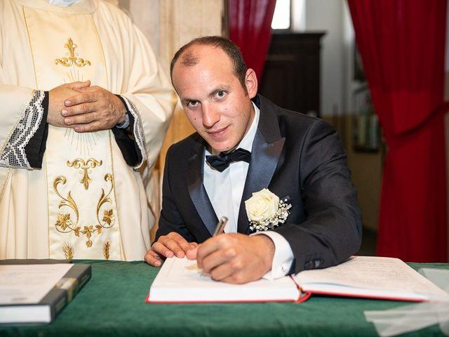 Il matrimonio di Alessandro e Silvia a Calcio, Bergamo 156