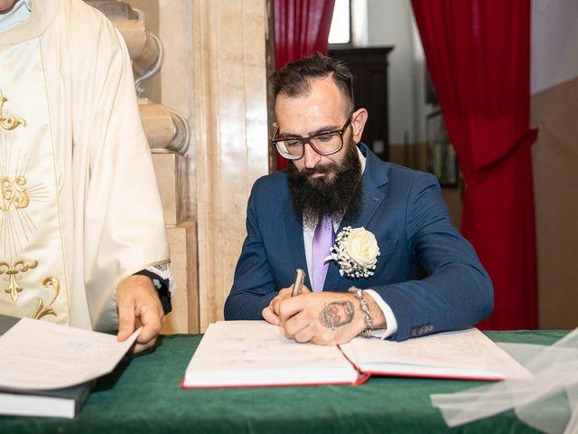 Il matrimonio di Alessandro e Silvia a Calcio, Bergamo 158