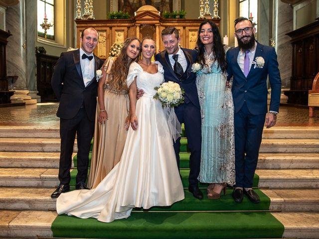 Il matrimonio di Alessandro e Silvia a Calcio, Bergamo 161