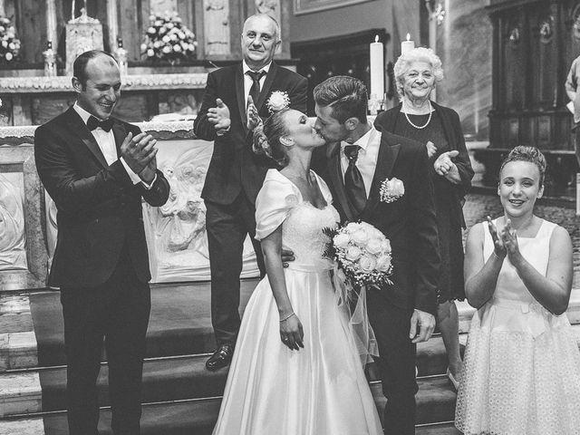 Il matrimonio di Alessandro e Silvia a Calcio, Bergamo 163