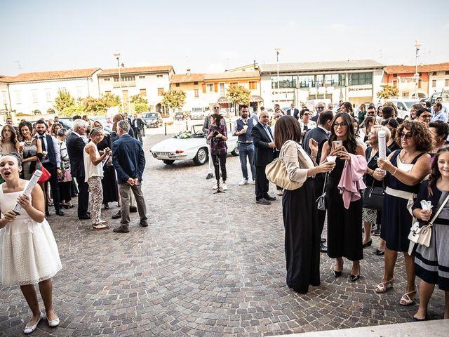 Il matrimonio di Alessandro e Silvia a Calcio, Bergamo 166