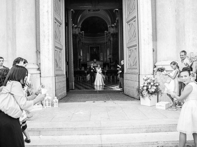 Il matrimonio di Alessandro e Silvia a Calcio, Bergamo 169