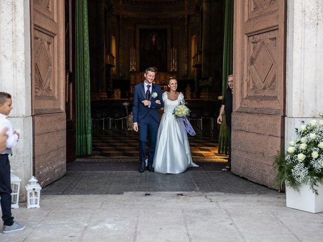 Il matrimonio di Alessandro e Silvia a Calcio, Bergamo 170