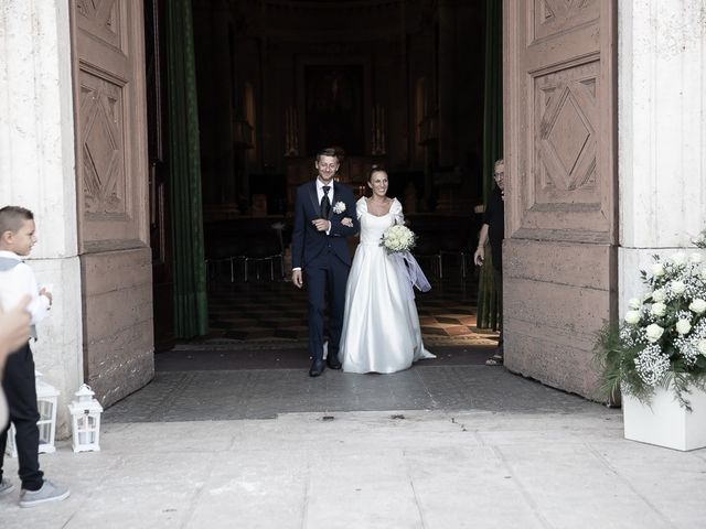 Il matrimonio di Alessandro e Silvia a Calcio, Bergamo 171