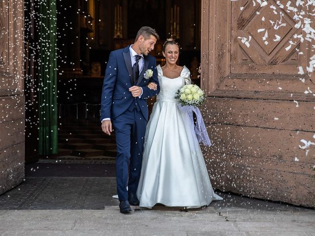 Il matrimonio di Alessandro e Silvia a Calcio, Bergamo 172