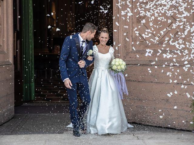 Il matrimonio di Alessandro e Silvia a Calcio, Bergamo 173