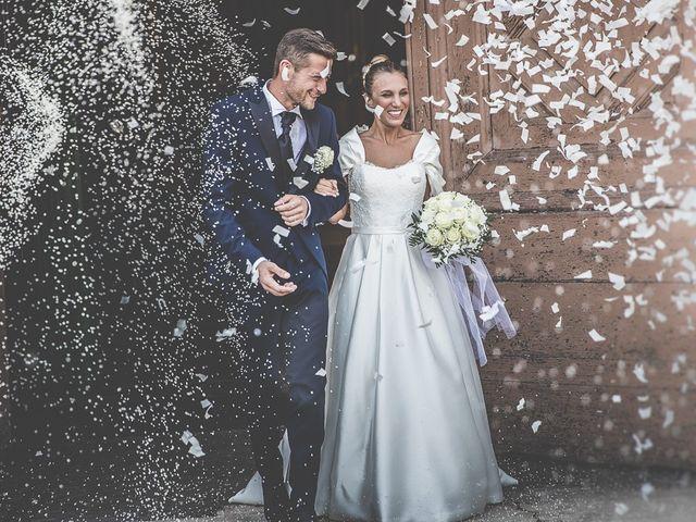 Il matrimonio di Alessandro e Silvia a Calcio, Bergamo 174