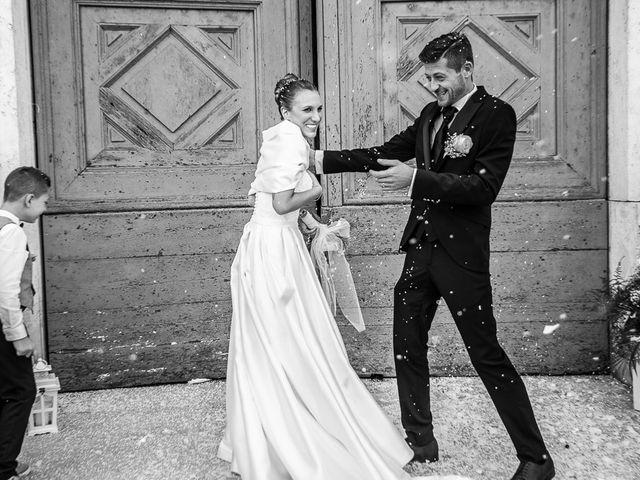 Il matrimonio di Alessandro e Silvia a Calcio, Bergamo 179