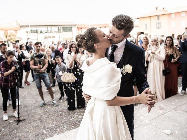 Il matrimonio di Alessandro e Silvia a Calcio, Bergamo 180
