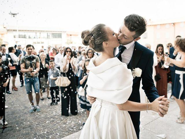 Il matrimonio di Alessandro e Silvia a Calcio, Bergamo 181