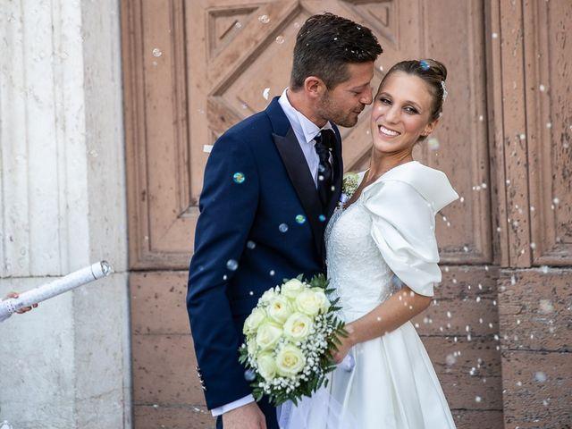 Il matrimonio di Alessandro e Silvia a Calcio, Bergamo 182