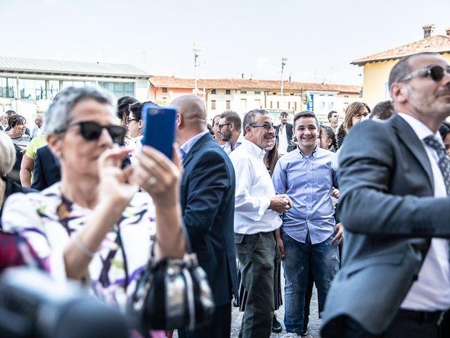 Il matrimonio di Alessandro e Silvia a Calcio, Bergamo 184