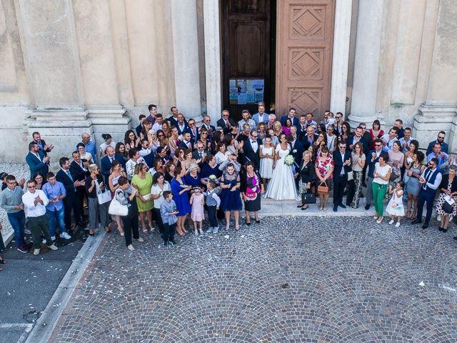 Il matrimonio di Alessandro e Silvia a Calcio, Bergamo 189