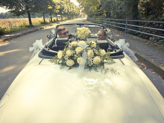 Il matrimonio di Alessandro e Silvia a Calcio, Bergamo 194