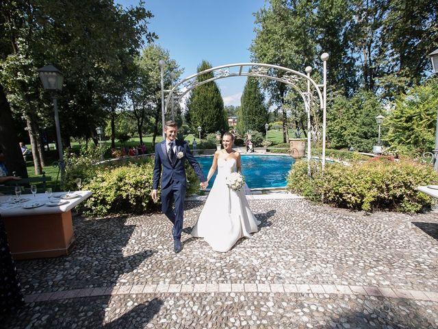 Il matrimonio di Alessandro e Silvia a Calcio, Bergamo 204