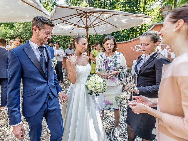 Il matrimonio di Alessandro e Silvia a Calcio, Bergamo 205