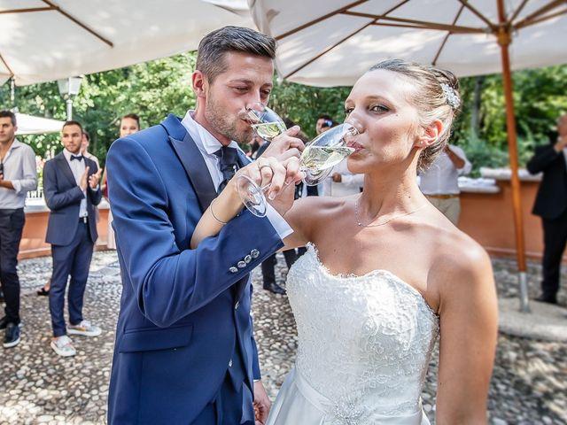Il matrimonio di Alessandro e Silvia a Calcio, Bergamo 206